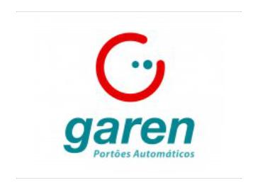 Logo do Parceiro Garen Portões Automático