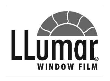 Logo do Parceiro LLumar Window Film